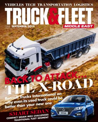 Magazine Archive | Truck&Fleet Middle East